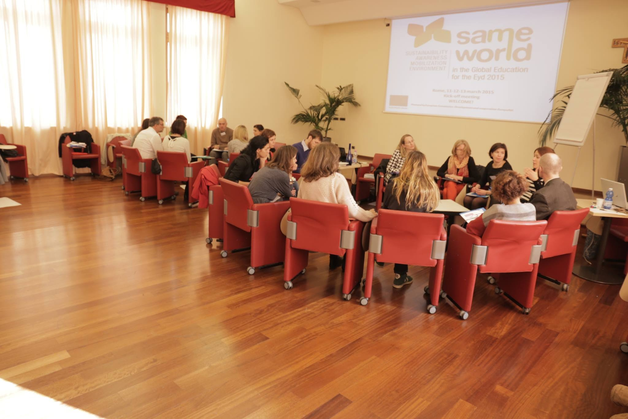 Seminario SAME World Milano