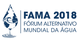 Logo del Forum Alternativo Mondiale dell'Acqua